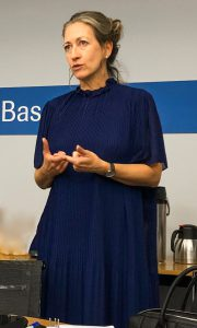 Krisenkommunikation Workshop Nicola Peters